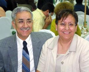 </u> 17 noviembre </u<> <p>  José Antonio de León y Laura de León.