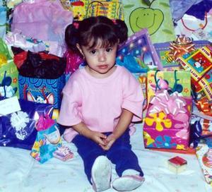 Betsaida Paloma festejó su segundo cumpleaños, hijita de Rodolfo Vargas Tagle y Sonia Lerma de Vargas.