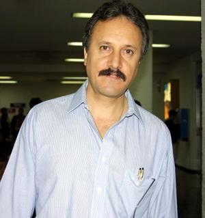 Alberto Guerrero regresó a la Ciudad de México
