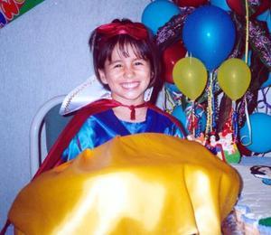 La pequeña Valeria Marina festejó con una gran fiesta su cuarto cumpleaños en días pasados, hijita de Laura Rivera Alvarado