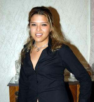 Aurora Salazar Durán festejó su cumpleaños número 18 en días pasados.