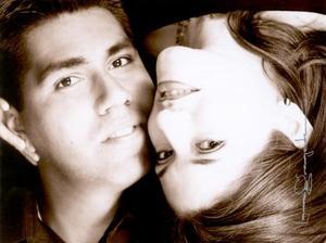 Carlos Manuel Carrasco Segura y Jakeline Cruz Rodríguez contrajeron matrimonio recientemente.