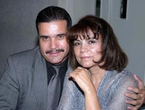Daniel e Irma Ruvalcaba.