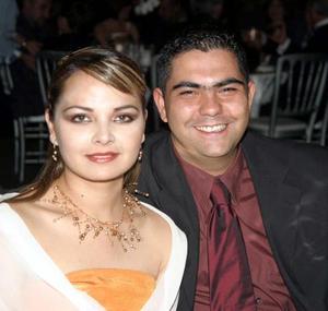 Sofía Rodríguez y Juan Carlos Gómez.