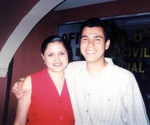 <u> 24 de noviembre </u> <p> Silvia Patricia Carlos Zúñiga y Luis Fernando Pérez de la Fuente contraerán matrimonio.