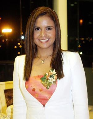 <u> 23 de noviembre </u> <p> Sandra Gloria Martínez Pérez contraerá matrimonio próximamente.
