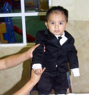 <u>29 de noviembre </u><p>  Jesús Daniel Ramírez festejó su primer año de vida con una divertida fiesta que le organizó su mamá.