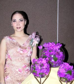 Luisa Fernanda Ramos Araluce contraerpa matrimonio con Javier Aguayo Padilla el 13 de diciembre de 2003.
