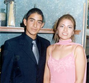 Óscar y María Dolores Ochoa.