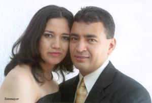 Verónica de Monserrat Rodríguez Royal y Jesús Javier Moreno Luna.