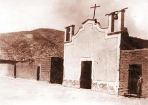 En 1918, los colonos de San Joaquín, por muchos años fieles devotos de San Juan Bautista, tuvieron la gracia de contar con una capilla provisional de San Juanito, según datos que se obtuvieron en documentos archivados en la oficina parroquial.