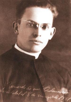 La realización de esta parroquia se debió al R.P. Luis Vargas C.M.F., quien con su carácter amable y bondadoso infundió una fe muy grande hacia este querido santo.
