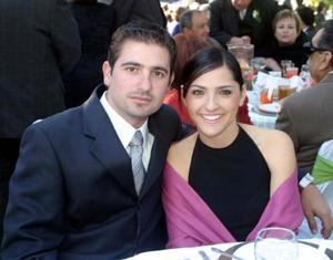 Humberto Ruiz y Marcela Foglio.