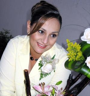 <u>03 de diciembre </u><p> Mayela Ramírez de Vélez recibió un gran número de felicitaciones en la fiesta de canastilla que se le ofreció .