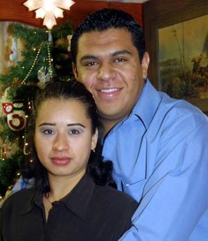 Lizeth Herrera Rubio y Jesús Germán Rodríguez Sánchez formalizaron su noviazgo en fechas pasadas.