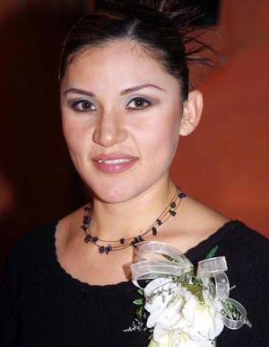 Adriana Gutiérrez fue despedida de su soltería por su próximo matrimonio con Salvador Canales García.