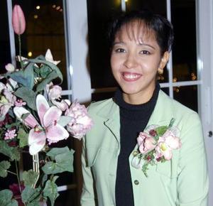 Nancy Patricia Silva Rodríguez contraerá matrimonio con José Hernández González en próximas fechas.