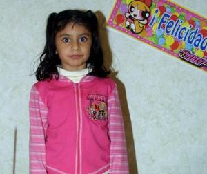 Karla Yadira Rosales Castañón cumplió siete años de vida y los festejó con una divertida fiesta infantil.