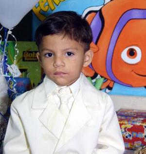 <u>11 de diciembre </u><p> Ramsés Rivas Rodríguez celebró sus tres años de vida con una divertida fiesta.
