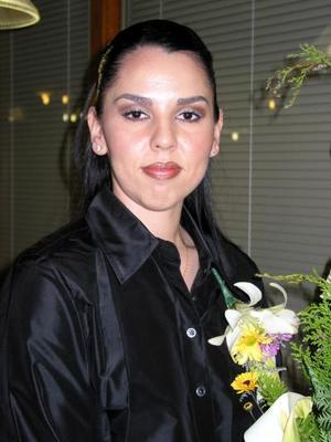 Karian Sánchez Valdez fue despedida de su soltería por su próximo matrimonio con Gerardo Alvarado