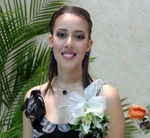 Margarita de Tosca Castañeda unirá su vida a la de Óscar Mauricio Marín Bustamante.