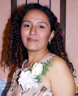 <u> 13 de diciembre </u> <p> Señorita Marcela Martínez Ceniceros en la despedida de soltera que se le ofreció en días pasados.