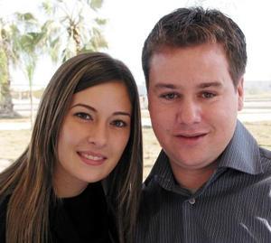 Ana Carmen García de Gilio y Arturo Gilio.
