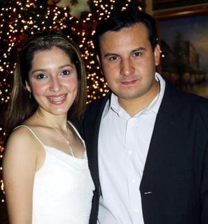 Yaneth Molina Bermejo y Saúl Pacheco Sorda