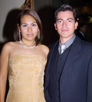 <u>14 de diciembre </u><p>  Yéssica Martínez Rodríguez y Miguel Montoyo.