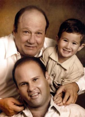 Jesús Maycotte Pansza, Jesús Maycotte Muñoz y Jesús Maycotte Torres forman tres generaciones de estimable familia.