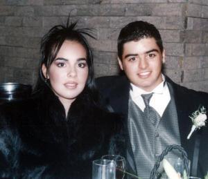 Karla E. Rodríguez Romero y Rafael Álvarez Valdez.
