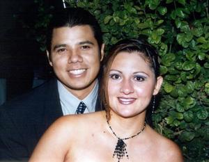 Marco Esquivel Mata y Alejandra  Caldera Reyes.