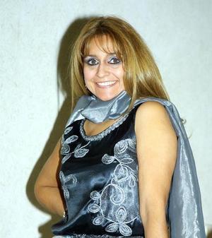 Lucía Morales de Ramos festejó su cumpleaños con un convivio.