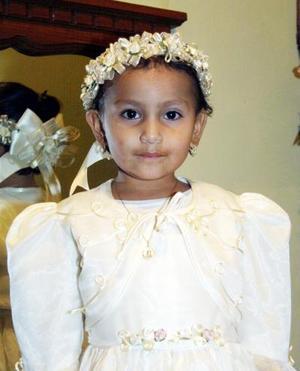 Ashly Guadalupe García Monárrez el día que celebró su cumpleaños.