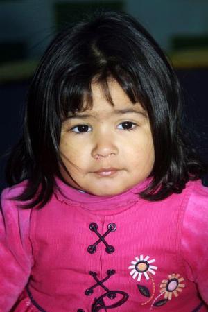 Mía Rosales Cueto festejó su  segundo aniversario de vida con un divertido convivio.