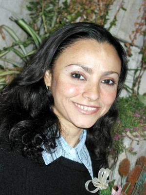 Aurora del Consuelo Benitez contraerá matriminio con el señor Juan Tenorio.