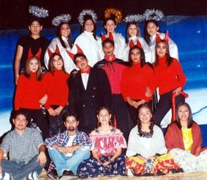 El pasado diez de diciembre se presentó la pastorela Érase una Vez en Diciembre en el Teatro Alfonso Garibay.