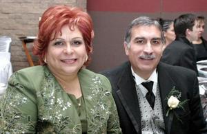 María Elena Sánchez de Márquez y José Márquez Prieto.