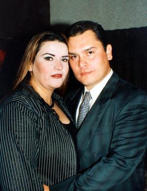 Karla Paola Orona Rodríguez y Ricardo Alejandro Borroel de la Fuente contrajeron matrimonio recientemente.