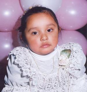 <u> 25 de diciembre </u> <p> Fátima Ibáñez festejó su cumpleaños con una divertida fiesta.