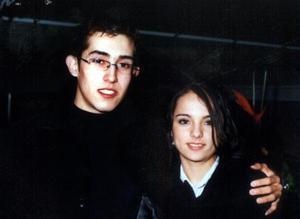 <u> 24 de diciembre </u> <p> Adolfo Rodríguez y Bárbara Gurza.