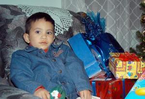 <u> 27 de diciembre </u> <p>  VictorAndrés Cuellar Huitrado festejó su segundo cumpleaños de vida, con una merienda que le organizaron sus papás.