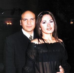 Jaime Davis Reséndiz y Nora E. Aldama contrajeron matrimonio recientemente.
