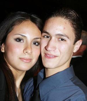 Fabiola Luna y Gabriel Chávez