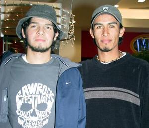 <u>01 de enero</u>  Miguel Ángel Sandoval y Omar Martínez.
