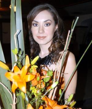 <u>31 de diciembre de 2003</u>  Mónica González Sánchez se casará el 14 de febrero con Rodolfo Ruiz