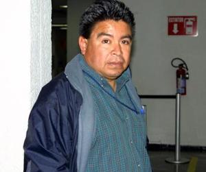 <u>29 de diciembre de 2003</u> Francisco Barrios viajó a la Ciudad de México por cuestiones de trabajo.