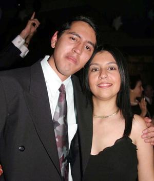 Ricardo Fernández y Martha Sánchez.
