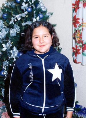 <u>04 de enero</u><p> Sofía Guadalupe Ávila Acevedo festejó sus diez años de vida con un divertido convivio.