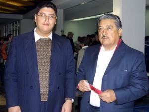 <u>05 de enero </u><p> Tomás Hernando y Hernando Ojeda viajaron a Mérida Yucatán.